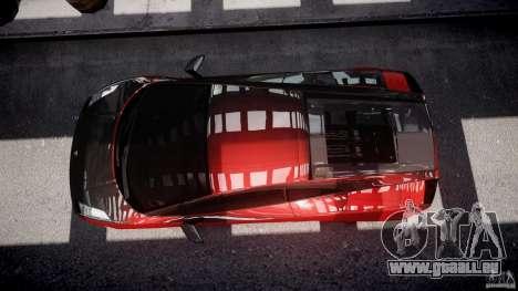 Lamborghini Gallardo Superleggera 2007 (Beta) pour GTA 4 est un droit