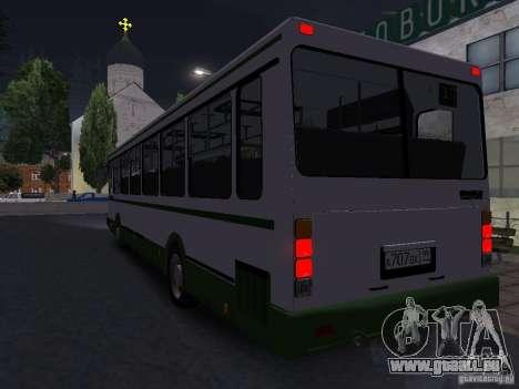 LIAZ 5256 Suburban für GTA San Andreas rechten Ansicht