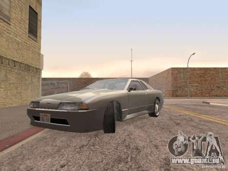 LowEND PCs ENB Config pour GTA San Andreas sixième écran