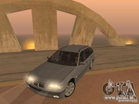 BMW 318 Touring pour GTA San Andreas