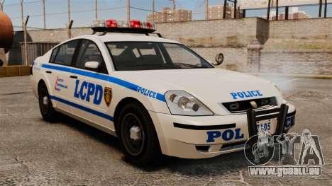 Police Pinnacle ESPA pour GTA 4