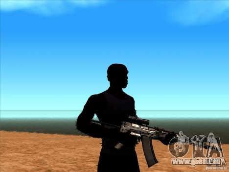 AEK-971 pour GTA San Andreas
