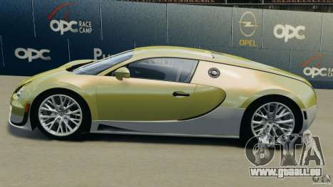 Bugatti Veyron 16.4 Super Sport 2011 v1.0 [EPM] für GTA 4 linke Ansicht