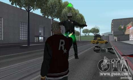 GraviPuška für GTA San Andreas fünften Screenshot