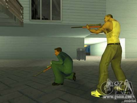 Zwei Skripte für einen besseren Schutz für GTA San Andreas fünften Screenshot