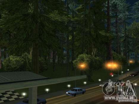 New Doherty für GTA San Andreas dritten Screenshot
