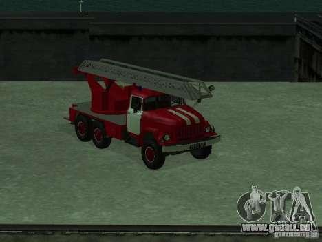 ZIL 131 Al-30 für GTA San Andreas