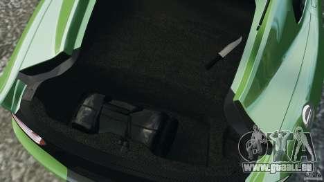 SRT Viper GTS 2013 für GTA 4 Innen