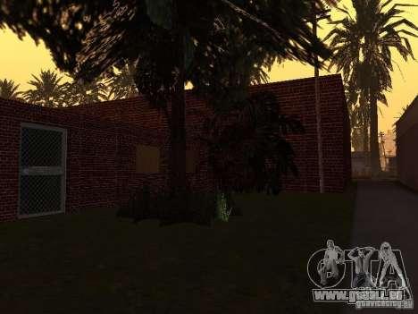 Nouvelle salle de sport pour GTA San Andreas sixième écran