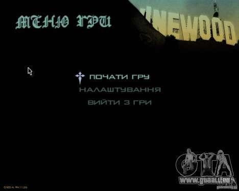 Ukraïnizator 2.0 pour GTA San Andreas
