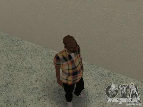 New bmost v2 pour GTA San Andreas quatrième écran