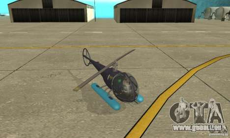 Dragonfly pour GTA San Andreas