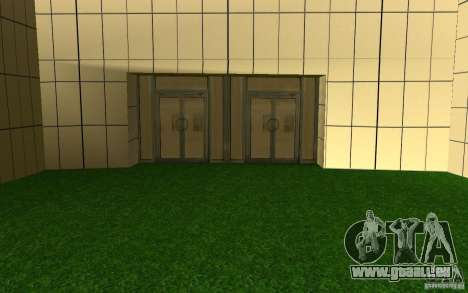 UGP Moscow New General Hospital für GTA San Andreas her Screenshot