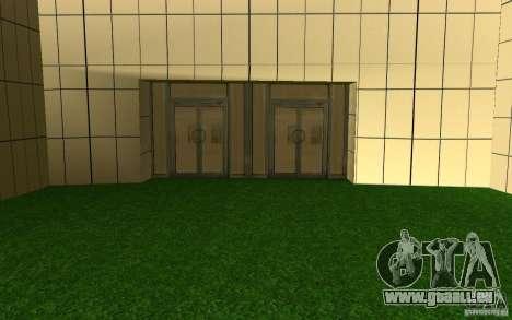 UGP Moscow New General Hospital pour GTA San Andreas quatrième écran