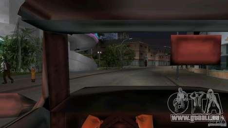 Blick aus der Kabine für GTA Vice City dritte Screenshot