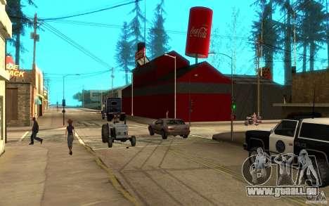 Usine de Coca Cola pour GTA San Andreas