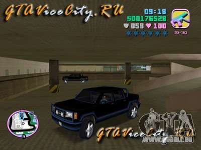 Cruisler GTA 3 pour GTA Vice City
