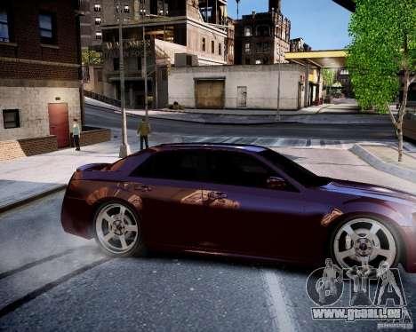 Chrysler 300 SRT8 DUB 2012 für GTA 4 Innenansicht