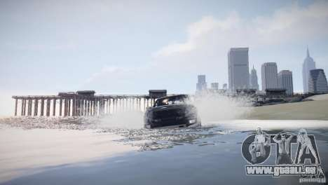 Ford F150 SVT Raptor 2011 UNSC pour GTA 4 est un droit