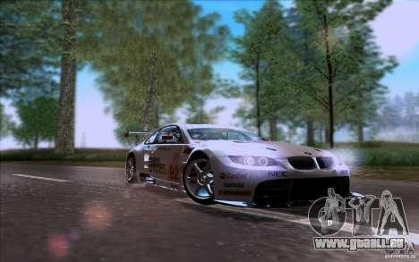 BMW E92 M3 pour GTA San Andreas