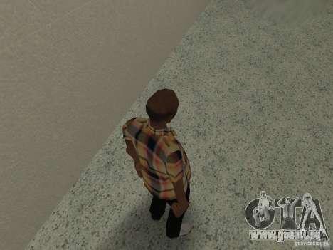 New bmost v2 pour GTA San Andreas cinquième écran