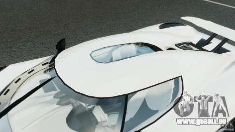 Koenigsegg Agera R v2.0 [EPM] für GTA 4-Motor