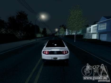 ENBSeries by Shake für GTA San Andreas fünften Screenshot