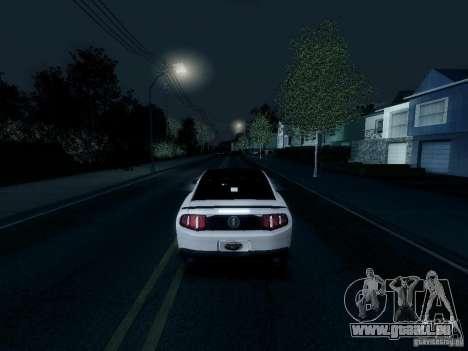 ENBSeries by Shake pour GTA San Andreas cinquième écran