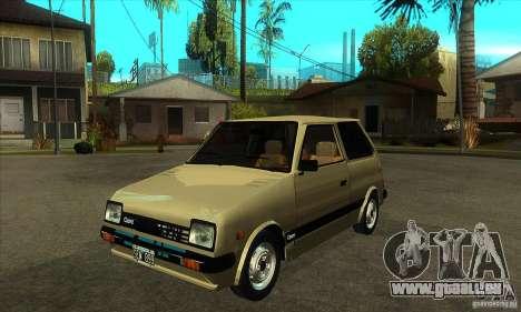 Daihatsu Cuore 1981 pour GTA San Andreas