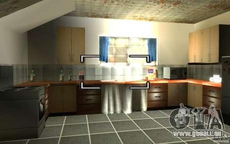 Ist russische Hata CJ für GTA San Andreas zweiten Screenshot