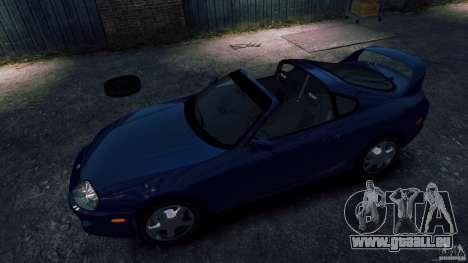 Toyota Supra RZ 1998 für GTA 4 rechte Ansicht