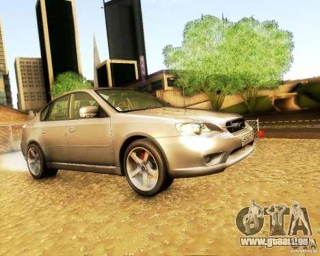 Subaru Legacy 3.0 R tuning für GTA San Andreas