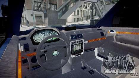 Range Rover Macedonian Police [ELS] für GTA 4 rechte Ansicht