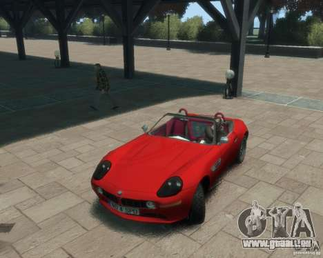BMW Z8 für GTA 4