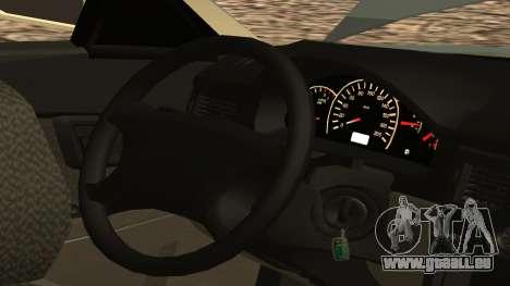 LADA Priora 2172 pour GTA San Andreas