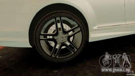 Mercedes-Benz CL65 AMG Stock für GTA 4 Seitenansicht