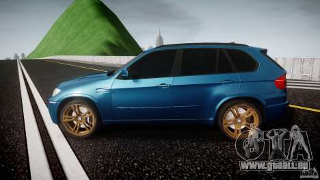 BMW X5 M-Power wheels V-spoke für GTA 4 linke Ansicht