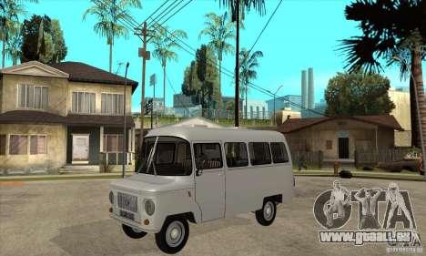 FSD Nysa 522 pour GTA San Andreas laissé vue