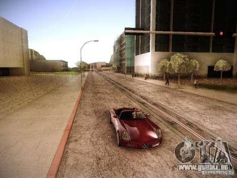 Erhöhte Zeichnung Maschinen und pedov für GTA San Andreas dritten Screenshot