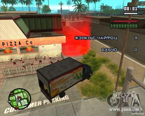 CJ-Loader für GTA San Andreas zweiten Screenshot