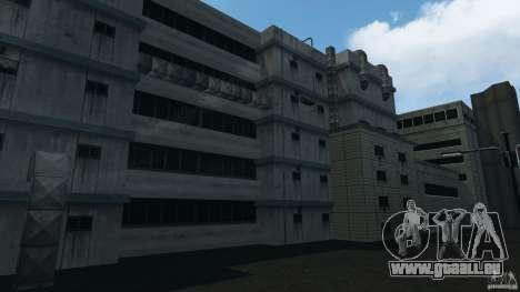 Tokyo Docks Drift für GTA 4 sechsten Screenshot