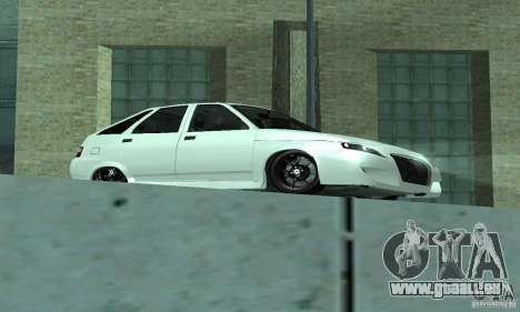 VAZ-2112-Auto Tuning für GTA San Andreas linke Ansicht