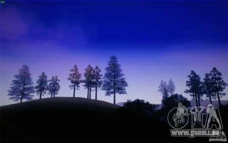 CreatorCreatureSpores Graphics Enhancement für GTA San Andreas siebten Screenshot