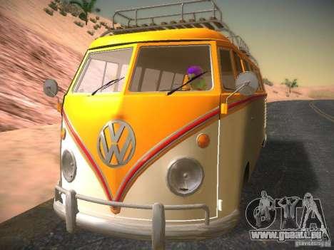 Volkswagen Type 2 Custom für GTA San Andreas