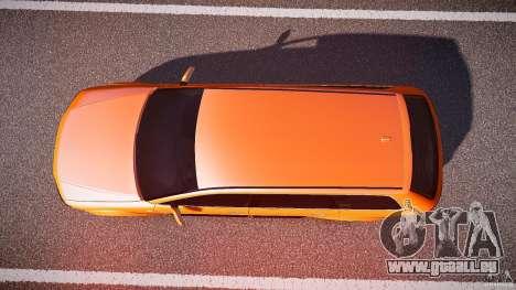 Audi A6 Allroad Quattro 2007 wheel 2 für GTA 4 rechte Ansicht
