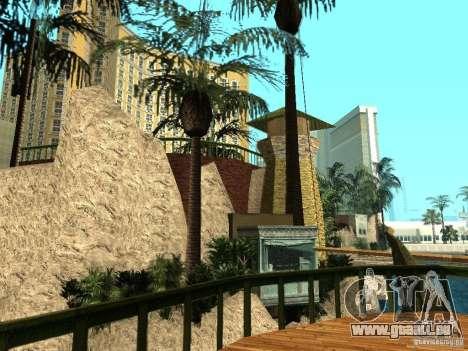 Neue Texturen für Casino Visage für GTA San Andreas dritten Screenshot