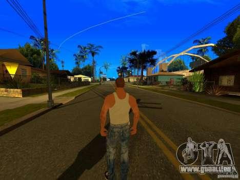 Angle de caméra améliorée V2 pour GTA San Andreas