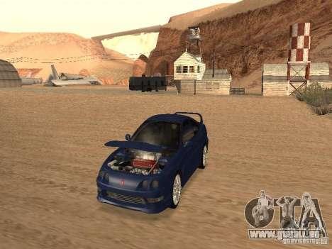 Acura RSX Light Tuning für GTA San Andreas linke Ansicht
