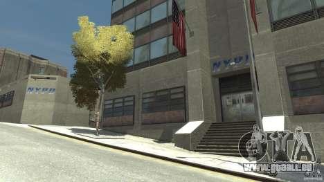 Remake police station pour GTA 4 secondes d'écran