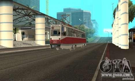 KTM5-2162 für GTA San Andreas